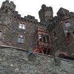 Reparaturprojekt Kanonen Burg Reichenstein