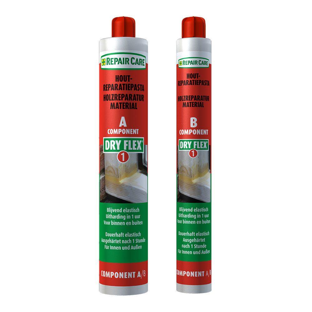DRY FLEX® 1 - Reparaturmasse für sehr schnelle Holzreparaturen und Laminieren