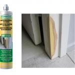 Neu! DRY FLEX®IN – Für Holzreparaturen im Innenbereich