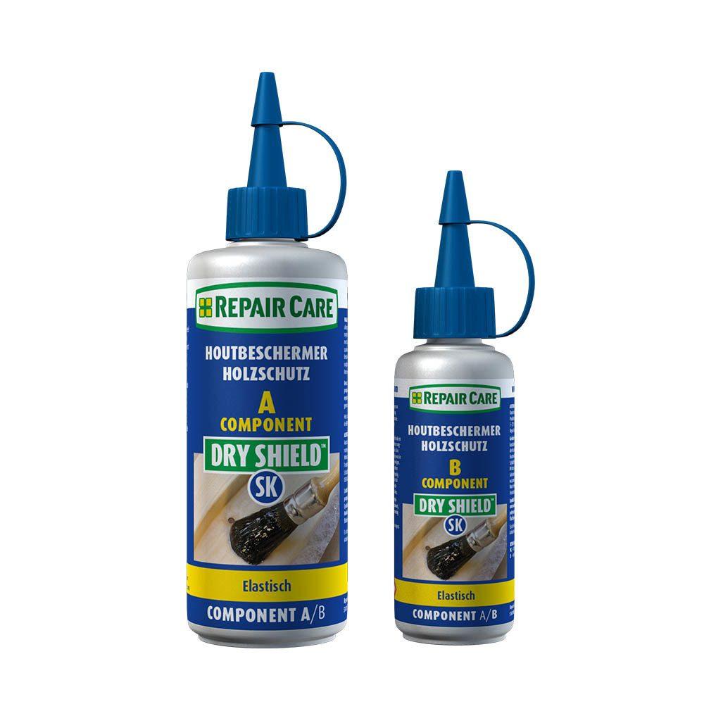 DRY SHIELD™ SK - Material zum Adichten von Hirnholz und zur dauerhaften Beseitigung von Haarrissen