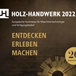 HOLZ-HANDWERK 2020 findet nicht statt