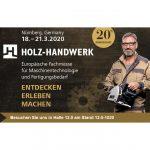 Holz-Handwerk 18.-21.3.2020