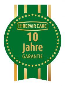 Repair 10 Jahre Garantie