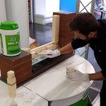 Repair Care live beim Handel
