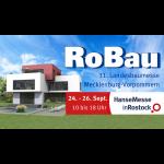 Repair Care auf der RoBau in Rostock vom 24.-26.9.2021
