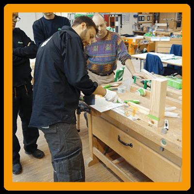Mit Repair Care Seminaren werden Sie Experte für Holzreparatur
